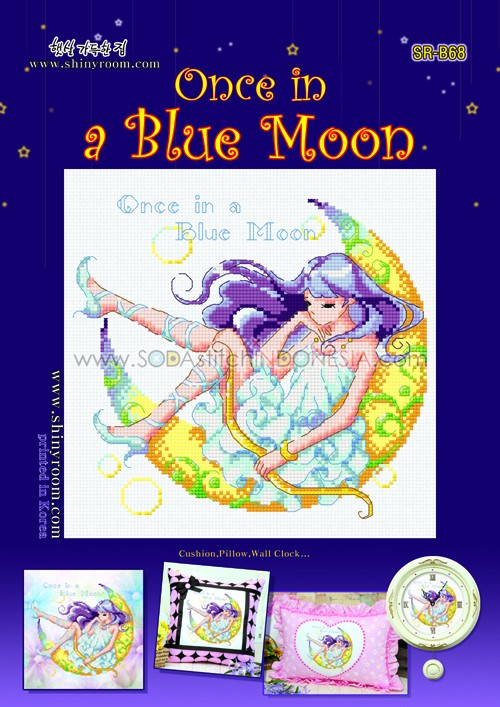 Sodastitch Indonesia SR-B68 - Once In A Blue Moon