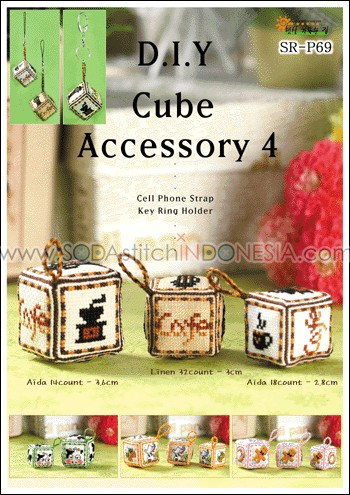 Sodastitch Indonesia SR-P69 - D.I.Y. Cube Accessories 4